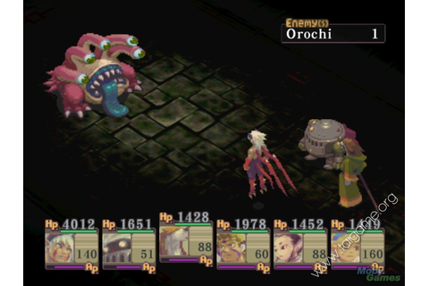 Breath of Fire IV (Hơi thở của rồng) - Download Free Full ...