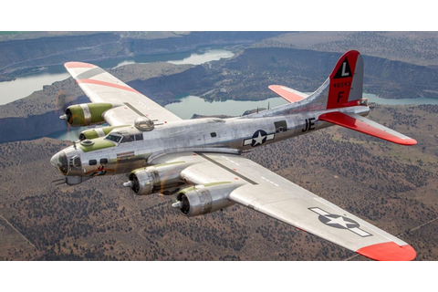 World War II Boeing B-17 Flying Fortress will take the ...