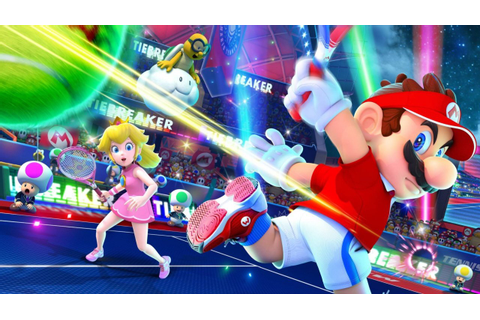 Mario Tennis Aces Won't Let You Play A Regular Game Of ...
