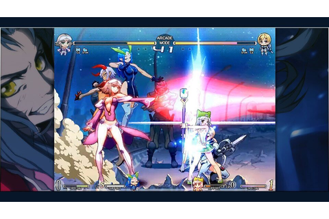 Vanguard Princess - Fighting Game Game | Nutaku