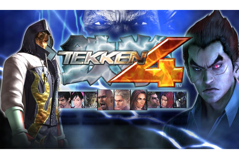 Tekken 4 game full version free download full version pc ...