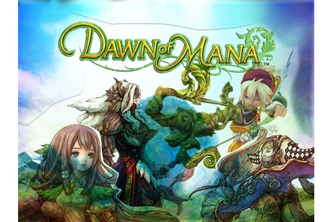 Dawn of Mana PS2 All Cutscenes - YouTube