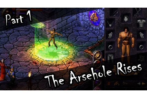 Let's Play Revenant - Part 1 - The Arsehole Rises - YouTube