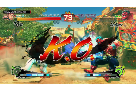 Super Street Fighter IV: Arcade Edition (gameplay ...