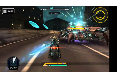 Final Fantasy VII G-Bike [JP] - Gameplay and Boss Fight ...