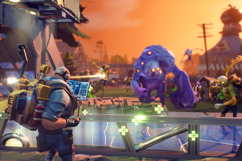 Hands-on with Fortnite, Epic Games' curious survival ...