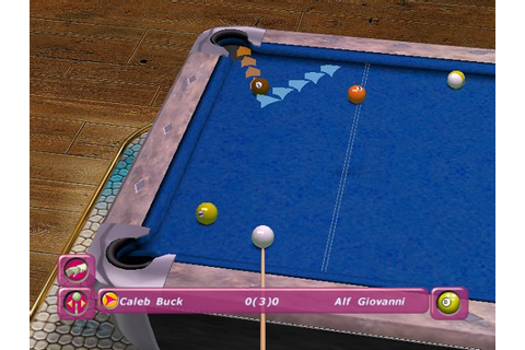 World Championship Pool 2004-bilder - - Gamereactor