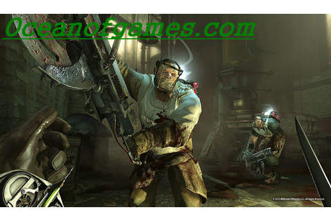 Dishonored Game Free Download - Ocean Of Games