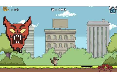 Regular Show: Mordecai and Rigby in 8-bit Land Review ...