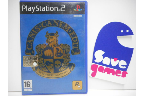 Canis Canem Edit - Save Games