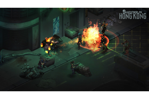 Buy Shadowrun: Hong Kong (Extended Edition) Steam