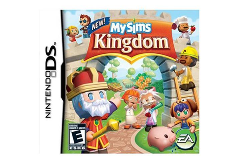 My Sims Kingdom Nintendo DS Game - Newegg.com