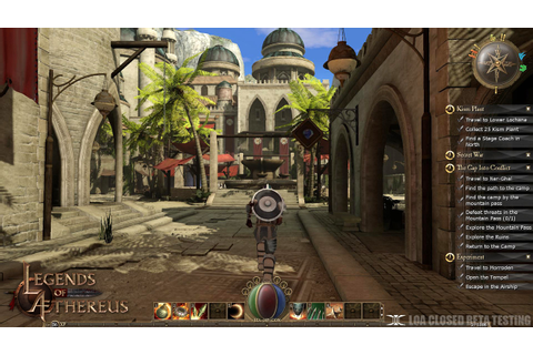 Legends of Aethereus - Action RPG by Sean Kauppinen ...