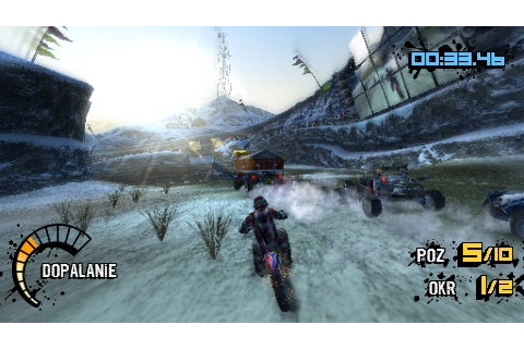 MotorStorm Arctic Edge Free Download PSP Game Full Version ...