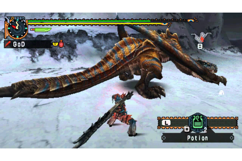 Monster Hunter Freedom 2 (Asia) (USA) ISO Download