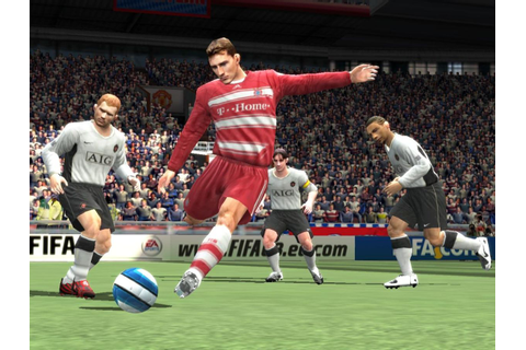FIFA 08 PS2 developer blog #4 | GamesRadar+