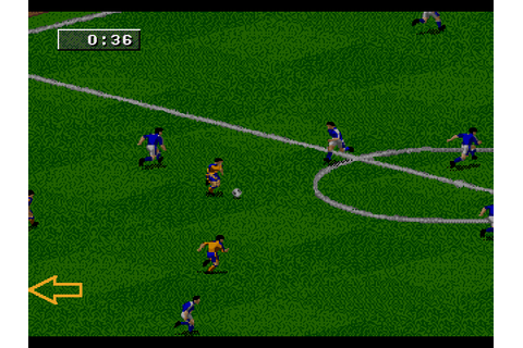 FIFA Soccer 96 Download Game | GameFabrique