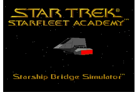 Play Star Trek Starfleet Academy - Starship Bridge ...