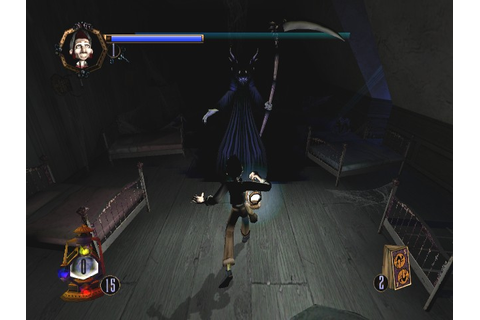 The Haunted Mansion - The Next Level PS2, GameCube and ...