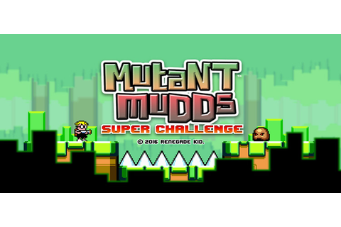 Mutant Mudds Super Challenge Free Download FULL Game