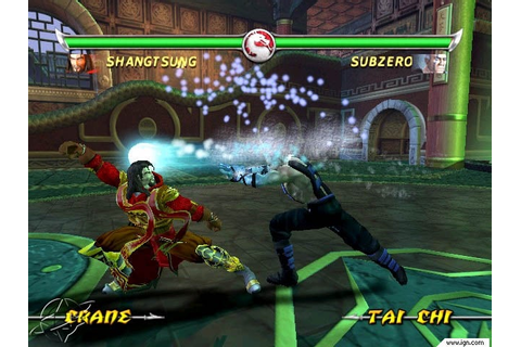 Mortal Kombat V Deadly Alliance Full Version + Crack ...