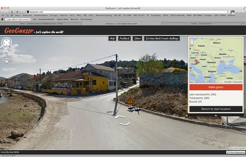 GeoGuessr – An Interactive Approach (With images ...