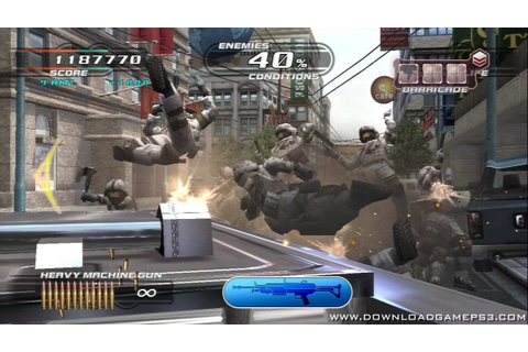 Time Crisis 4 - Download game PS3 RPCS3 PC free