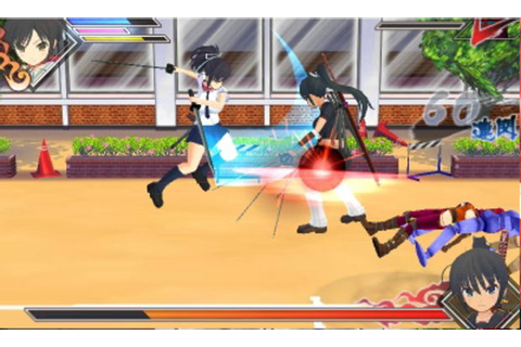 Review: Senran Kagura Burst