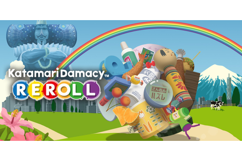 Katamari Damacy REROLL | Nintendo Switch download software ...
