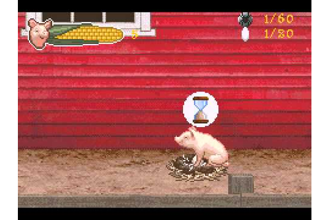 Charlotte's Web (GBA) - Part 1 - YouTube