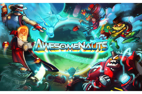 Awesomenauts - Download Free Full Games | Arcade & Action ...