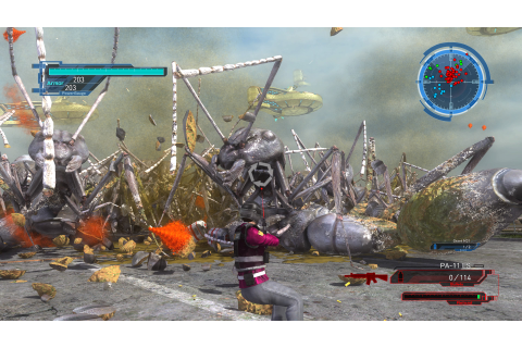 Earth Defense Force 5 - PS4 Review - PlayStation Country