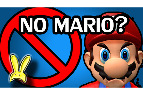 NO NEW MARIO GAME FOR 2015? - YouTube