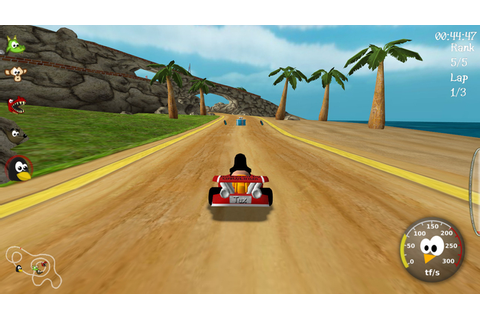 Download Game Gratis: Super Tux Kart 0.8.1 [Full Version ...