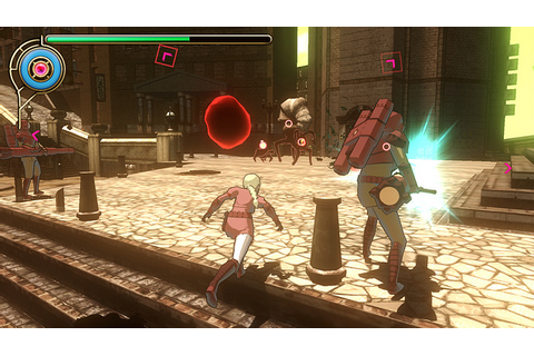 Review: Gravity Rush (Vita) - Digitally Downloaded