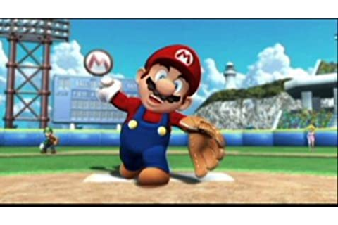 Super Mario Stadium: Family Baseball (Video Game 2008) - IMDb