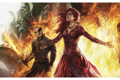 artwork, Fantasy Art, Game Of Thrones, Fire, Statue ...