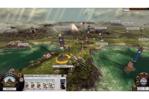 Shogun 2: Total War campaign impressions | PC Gamer