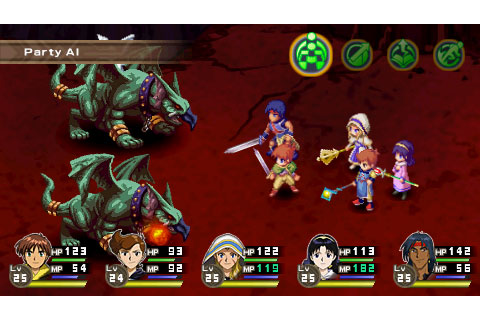 Lunar: Silver Star Harmony – XSEED Games