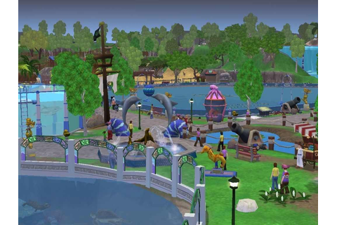 Zoo Tycoon 2 Marine Mania Download Free Full Game | Speed-New