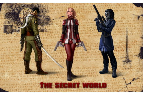 The Secret World HD Wallpaper | Background Image ...