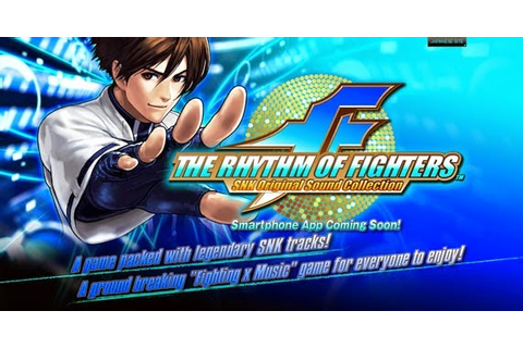 The Rhythm of Fighters: spin-off de The King of Fighters ...