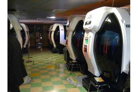 Tokyo Excess: Gundam Video Games In the Arcade and Home
