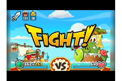 Angry Birds Fight - Mobile Match 3 Battle Game | Let's ...