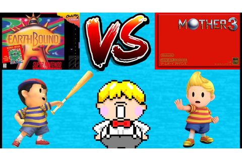 Mother 3 VS Earthbound - (SNES Classic Edition/Game Boy ...