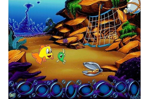 The true OG computer fish game. Real heroes remember the ...