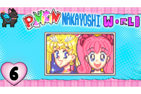 Panic In Nakayoshi World #6 - Special: Gag Reel | Magical ...