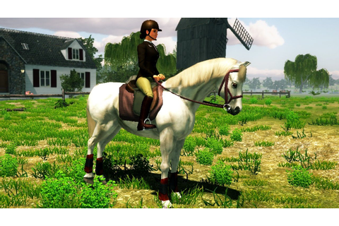 Riding Club Championships - Free Horse Riding Game on ...