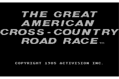 Download The Great American Cross-Country Road Race - My ...