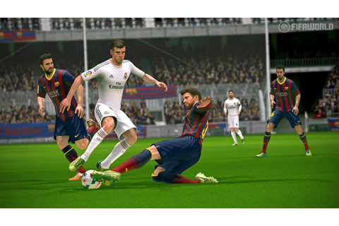 Fifa World - Free to Play Multiplayer Online Football Game